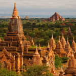 Bagan – a land of over 2,000 stunning and unique pagodas and temples