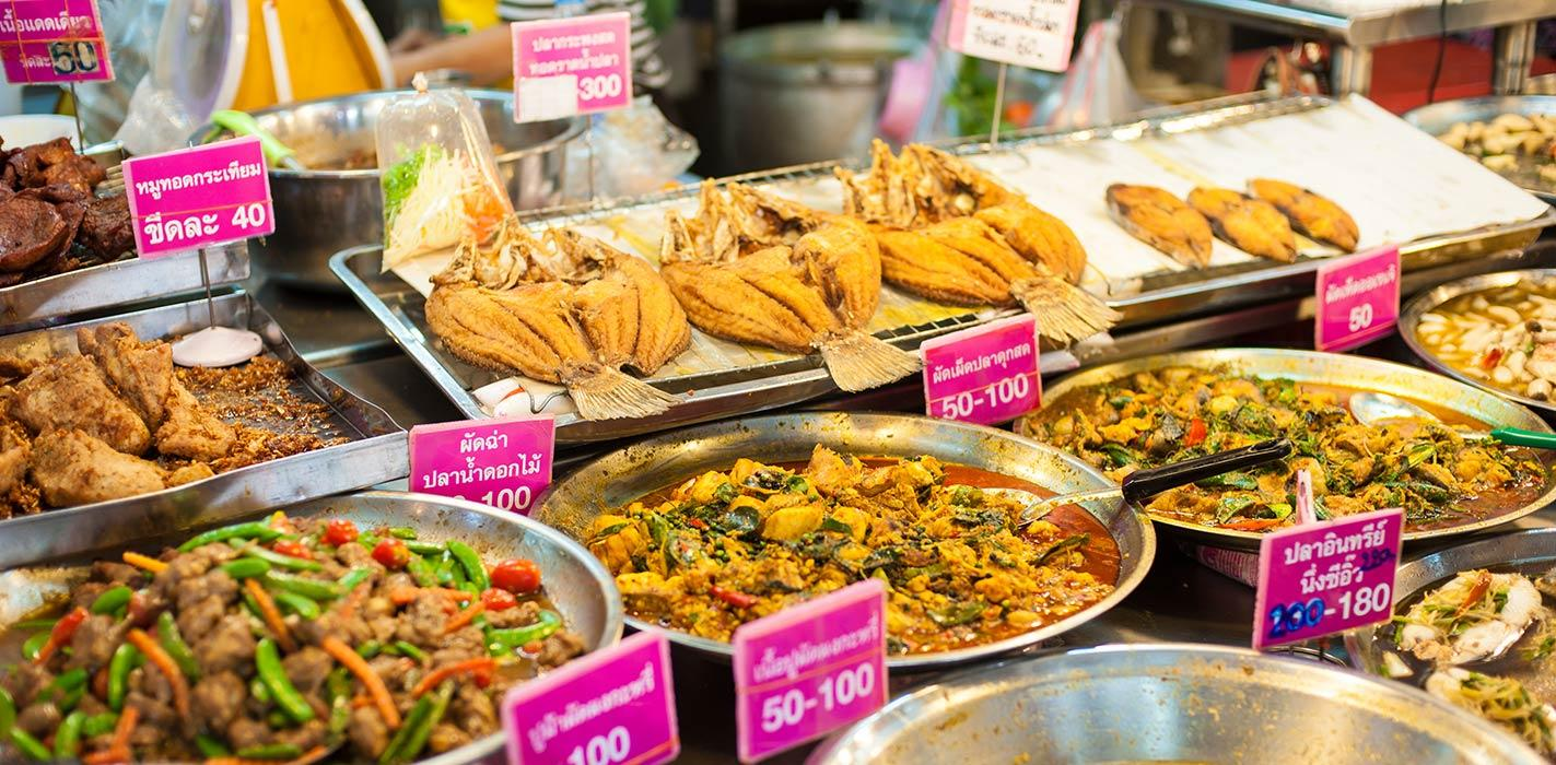 Top dishes to eat in Bangkok