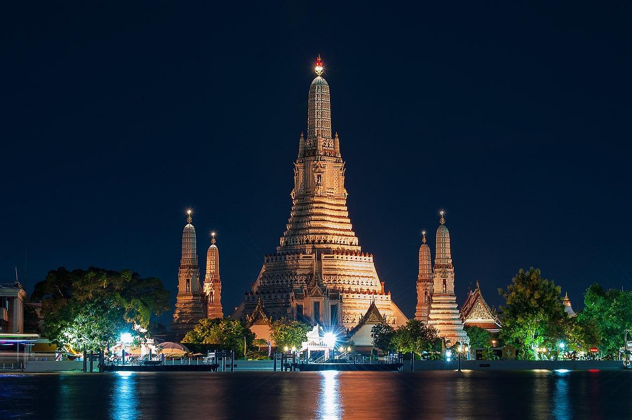 Wat Arun – the Temple of Dawn