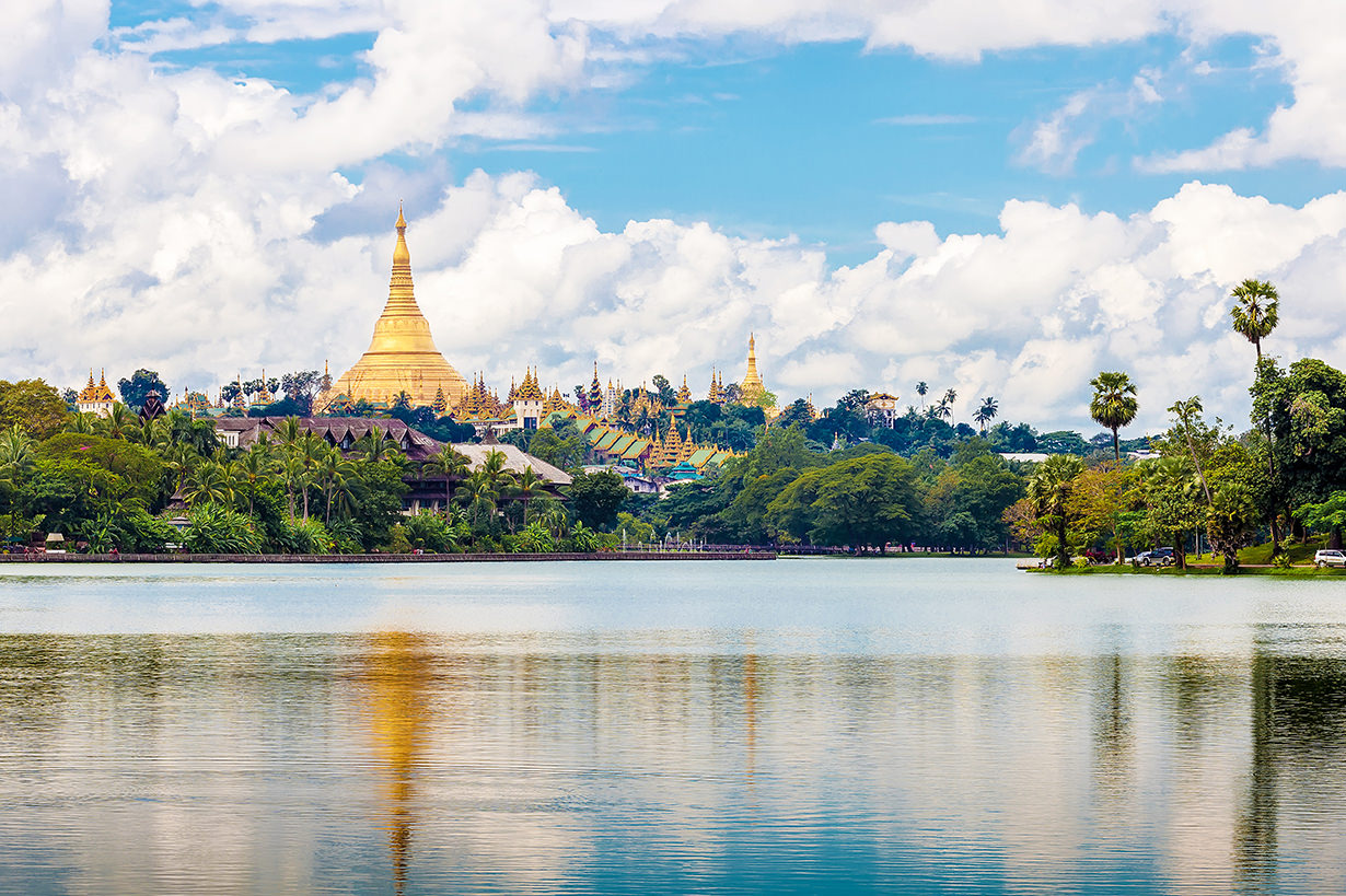 Yangon – one of Southeast Asia's grittiest cities