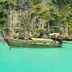 Koh Phi Phi - the nation's ultimate tropical vacation